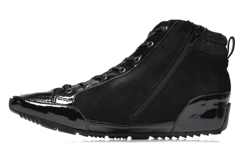 Sneakers JB MARTIN Spike Zwart voorkant