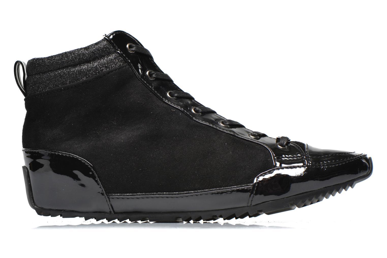Sneakers JB MARTIN Spike Zwart achterkant