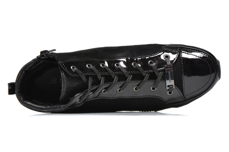 Sneakers JB MARTIN Spike Zwart links