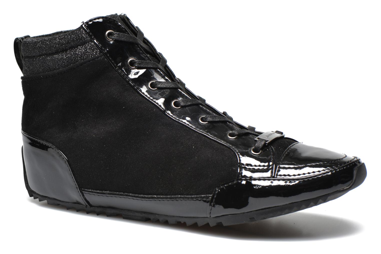 Sneakers JB MARTIN Spike Zwart detail