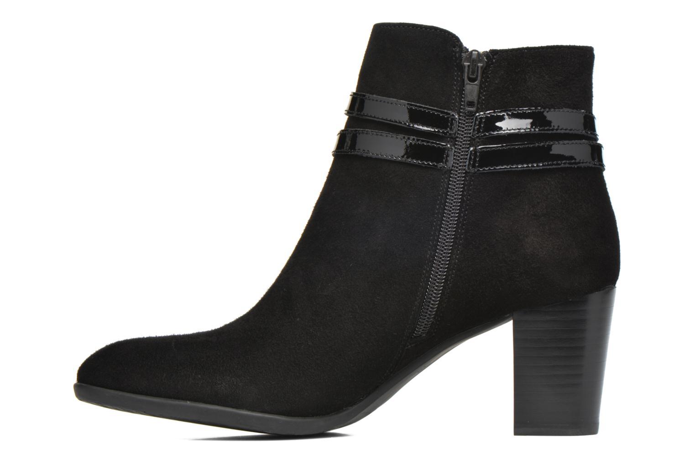 Bottines et boots JB MARTIN Cynthia Noir vue face