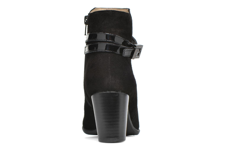 Bottines et boots JB MARTIN Cynthia Noir vue droite