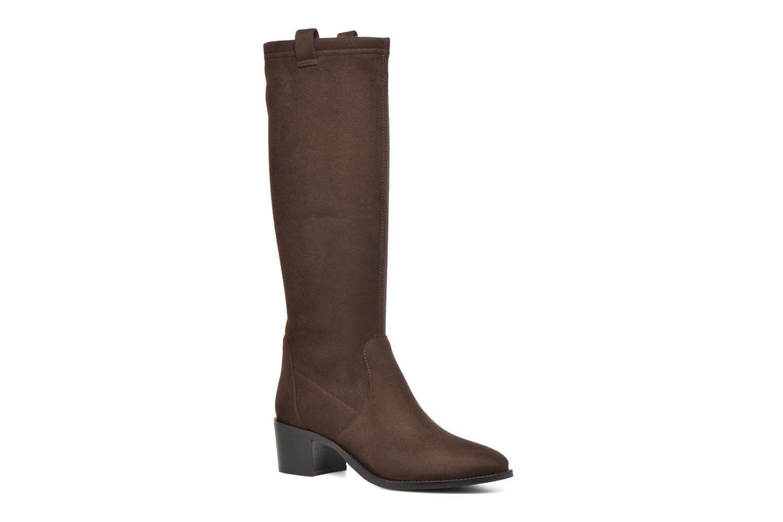 Boots & wellies JB MARTIN Edene Brown detailed view/ Pair view