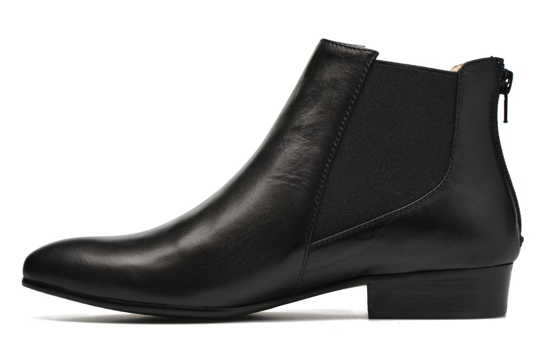 Bottines et boots JB MARTIN Lowel Noir vue face