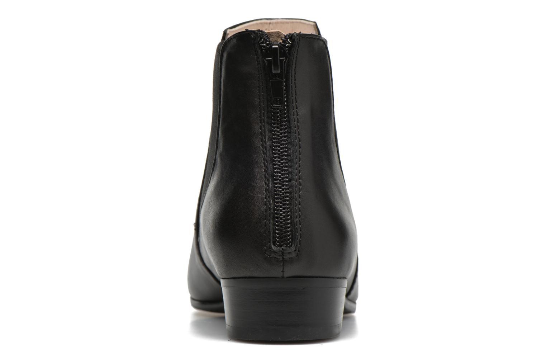 Bottines et boots JB MARTIN Lowel Noir vue droite