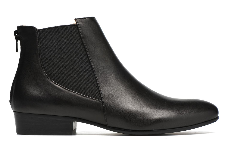 Bottines et boots JB MARTIN Lowel Noir vue derrière