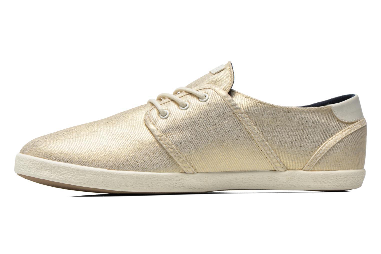Sneakers Faguo Cypress W Goud en brons voorkant