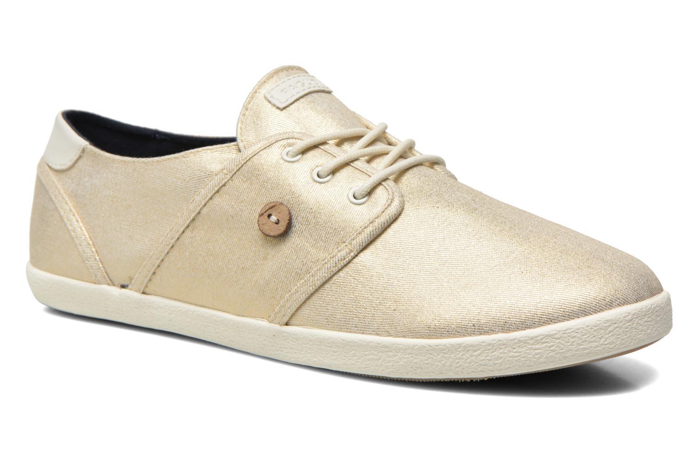 Sneakers Faguo Cypress W Goud en brons detail