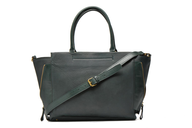 Handtaschen Nat & Nin Suzanne grün ansicht von vorne