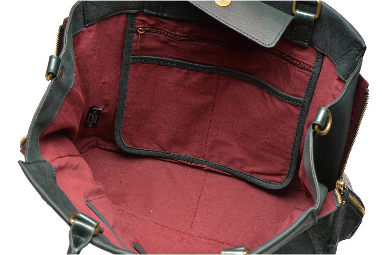 Handtaschen Nat & Nin Suzanne grün ansicht von hinten