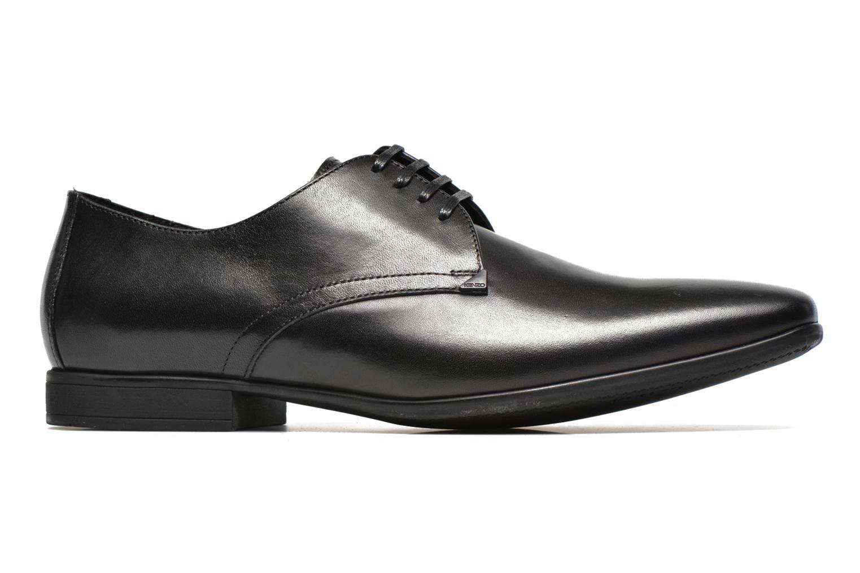 Zapatos con cordones Kenzo Westy Negro vistra trasera