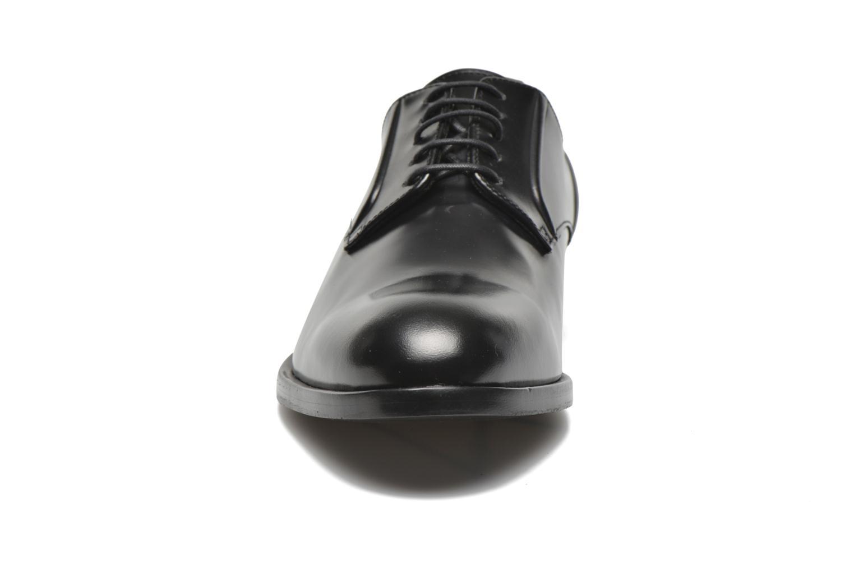 Archive 21 glazed calf black