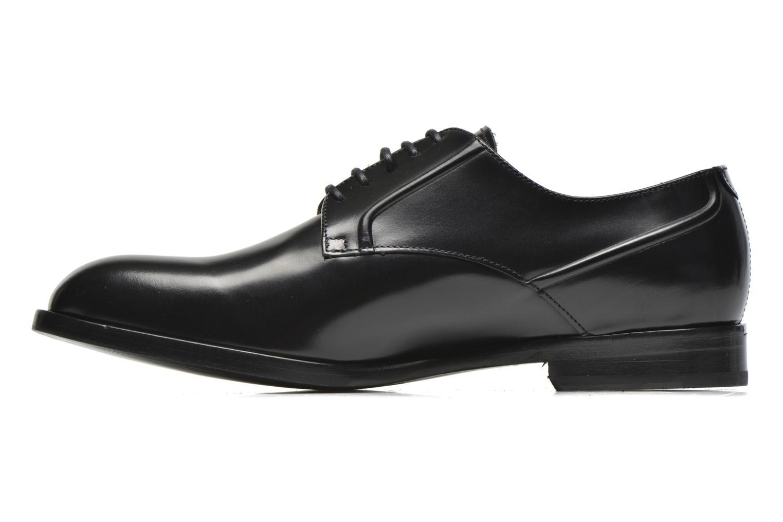 Zapatos con cordones Kenzo Archive Negro vista de frente