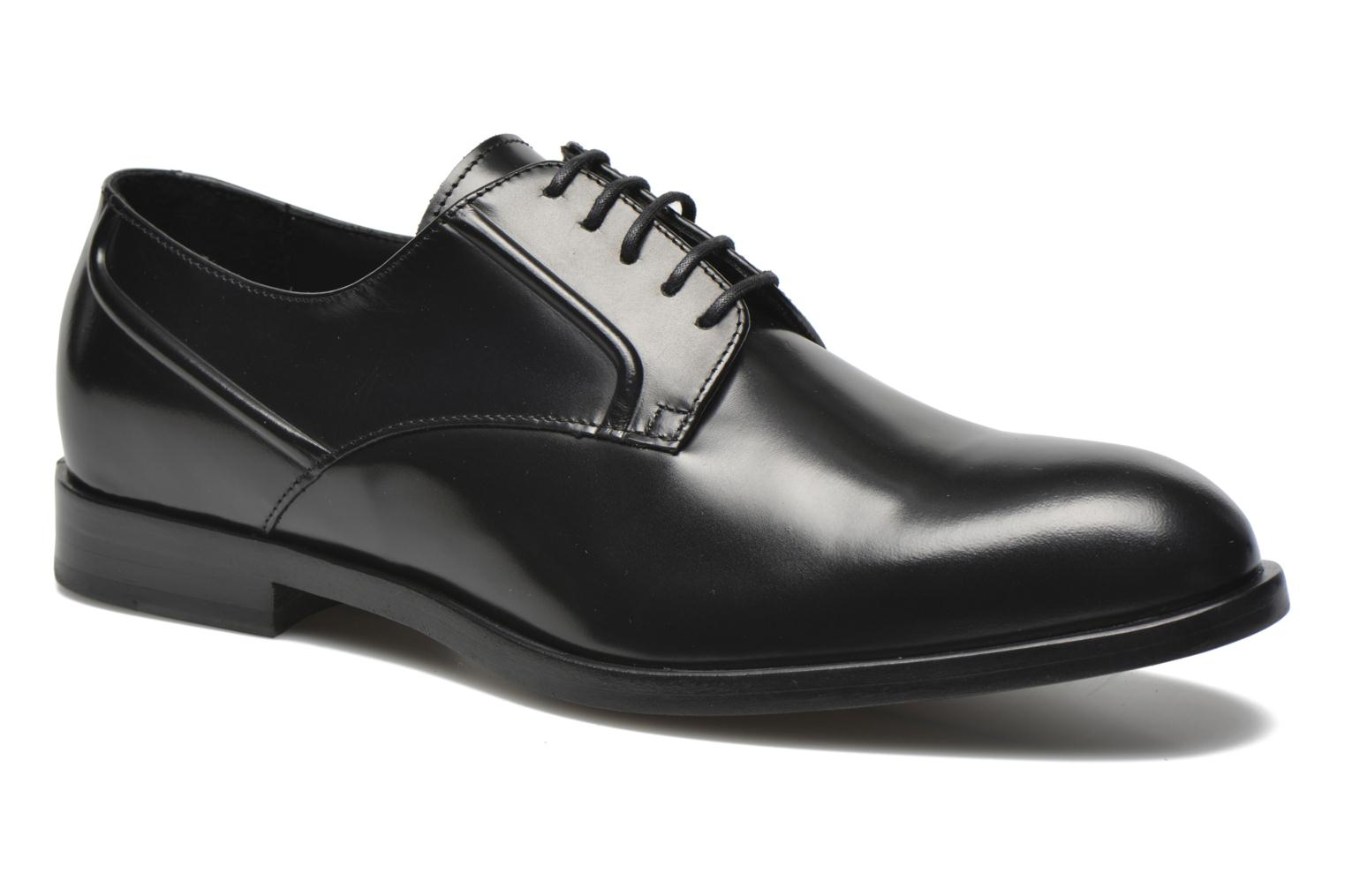 Archive 21 glazed calf black