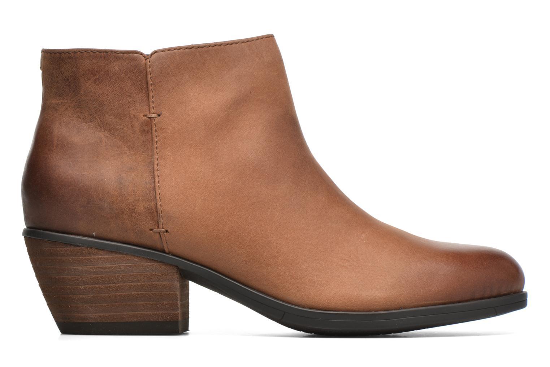 Bottines et boots Clarks Gelata Italia Marron vue derrière