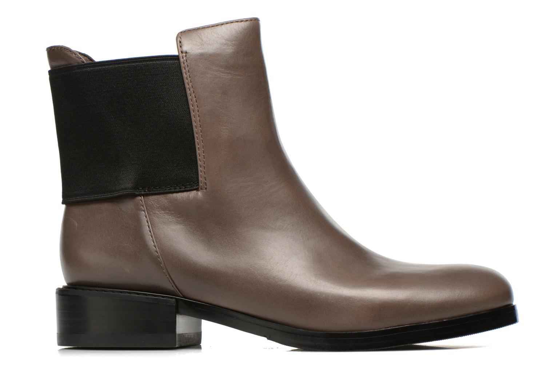 Bottines et boots Clarks Marquette Wish Gris vue derrière