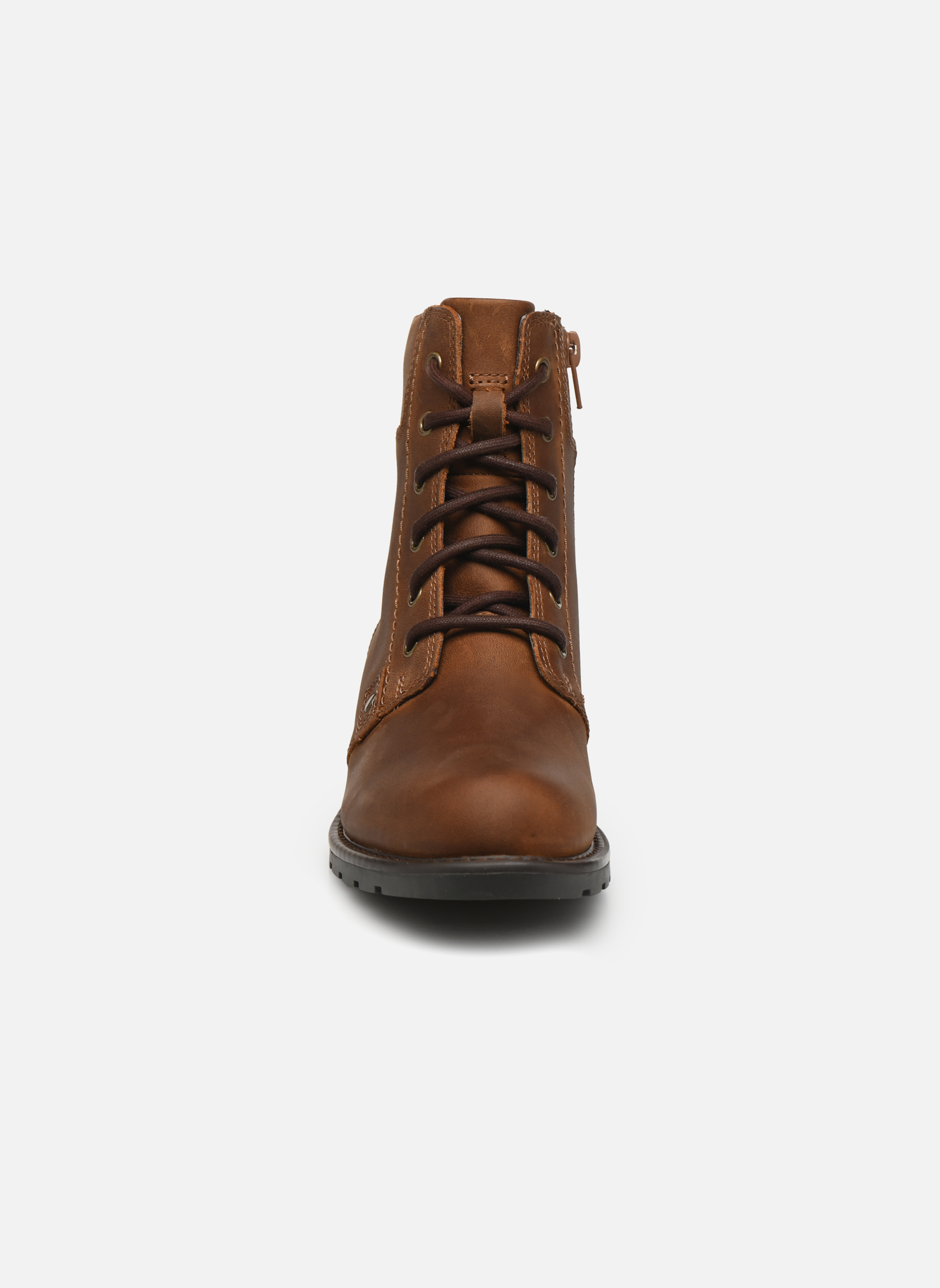Stiefeletten & Boots Clarks Orinoco Spice braun schuhe getragen