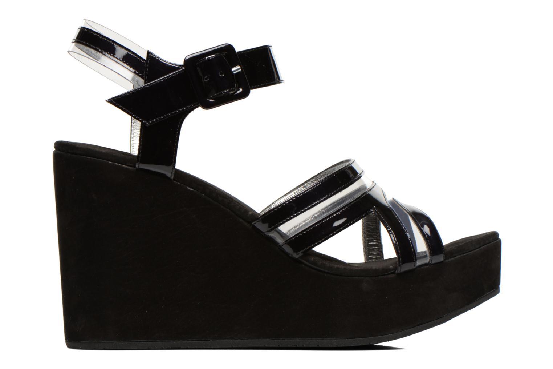 Sandales et nu-pieds Free Lance Nelfi 7 Sandlcristal Noir vue derrière