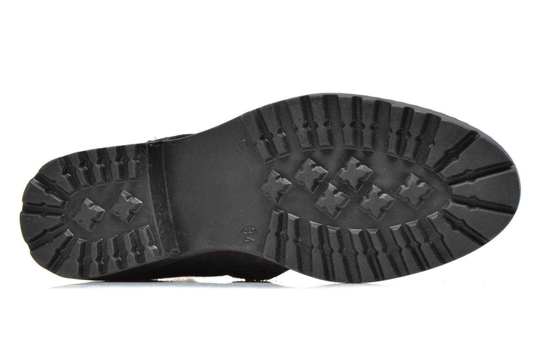 Stiefeletten & Boots Shwik STAMPA BACK ZIP braun ansicht von oben
