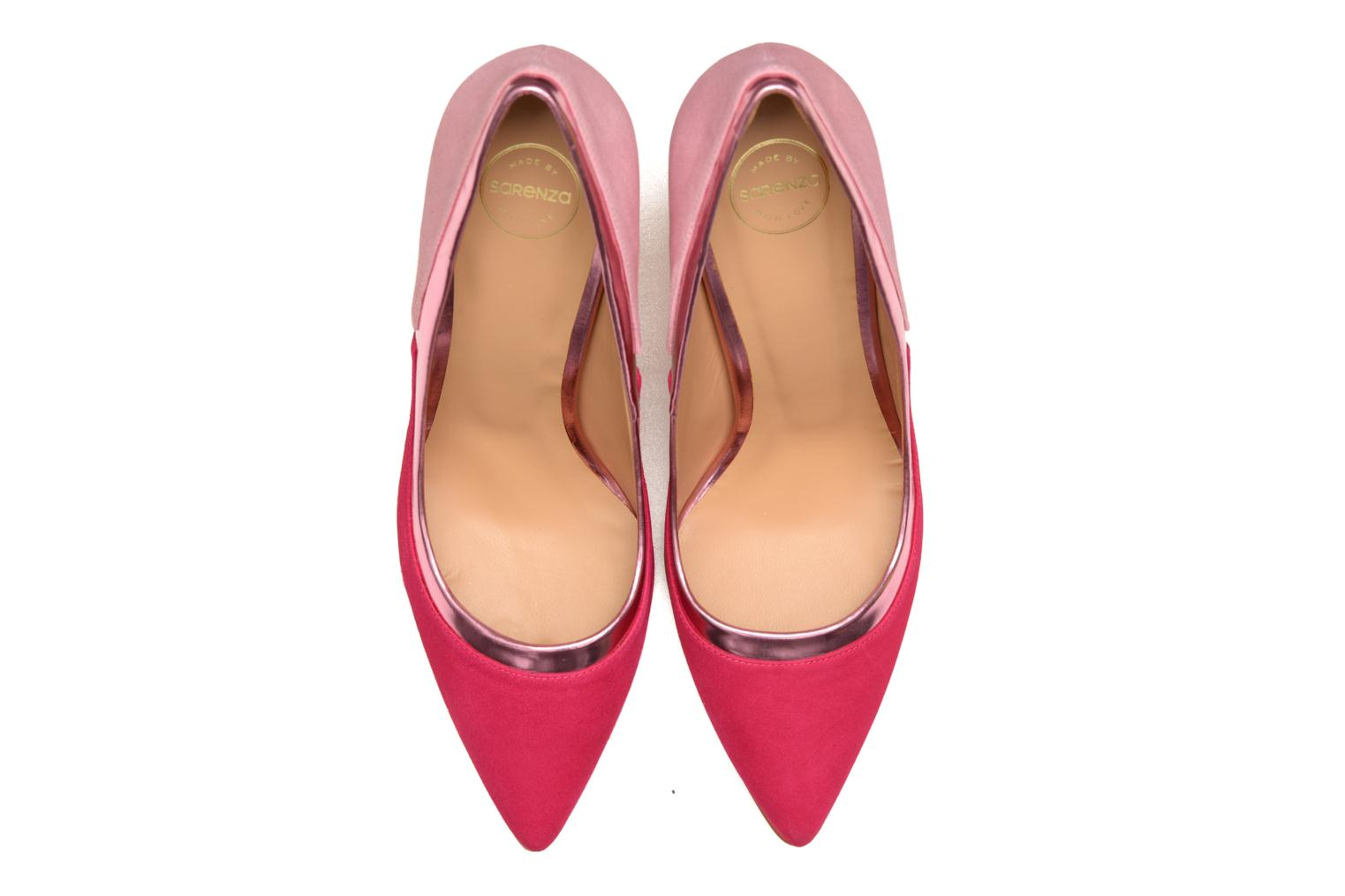 Notting Heels #1 Ante pink ray + Specchio rose pink + Ante chaplin