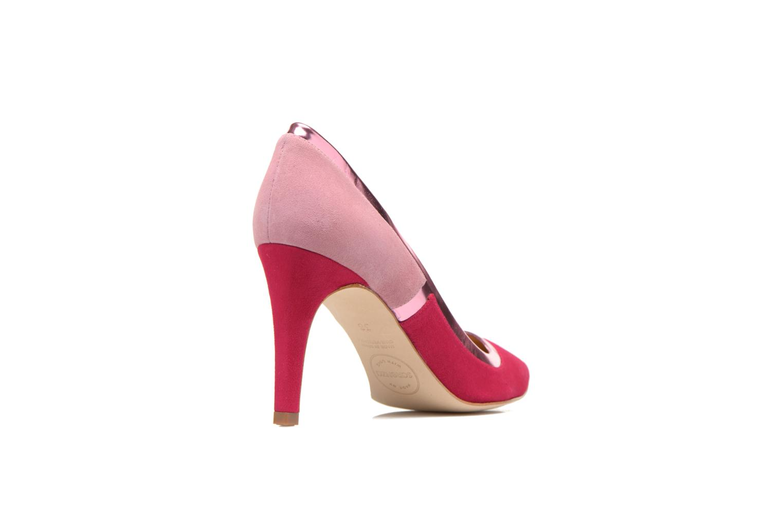 Escarpins Made by SARENZA Notting Heels #1 Rose vue face