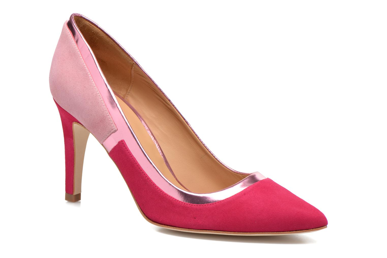 Escarpins Made by SARENZA Notting Heels #1 Rose vue droite