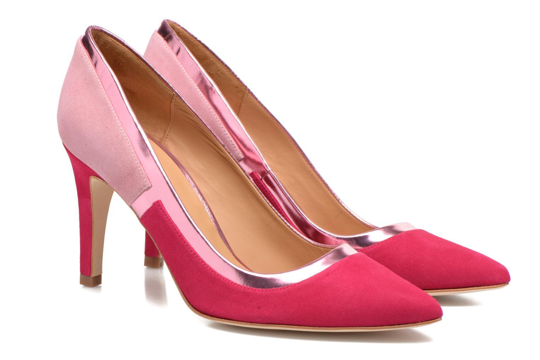 Pumps Made by SARENZA Notting Heels #1 rosa ansicht von hinten