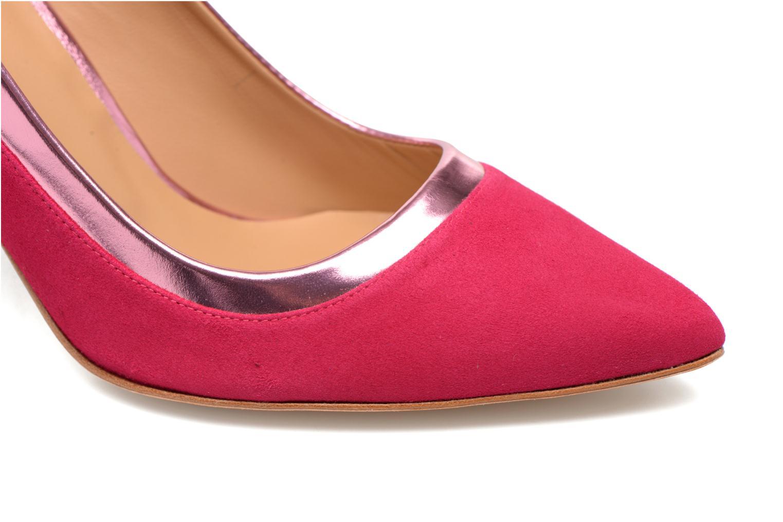 Pumps Made by SARENZA Notting Heels #1 rosa ansicht von links