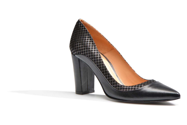 Escarpins Made by SARENZA Notting Heels #3 Noir vue droite