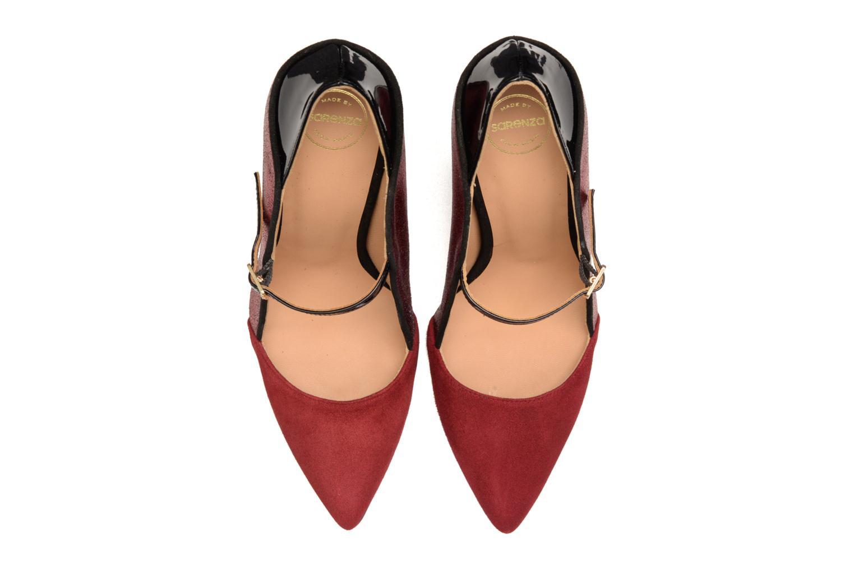Escarpins Made by SARENZA Busy Girl Escarpins #2 Bordeaux vue portées chaussures