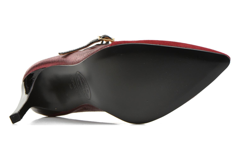 Shoe Officer #11 Ante yecla+ polvore Barnac + vernis noir