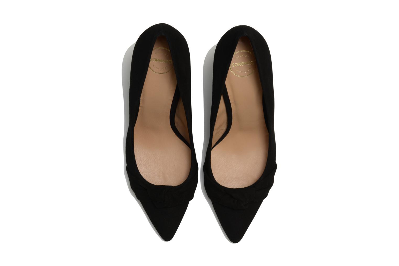 Escarpins Made by SARENZA Be My Bakery #1 Noir vue portées chaussures