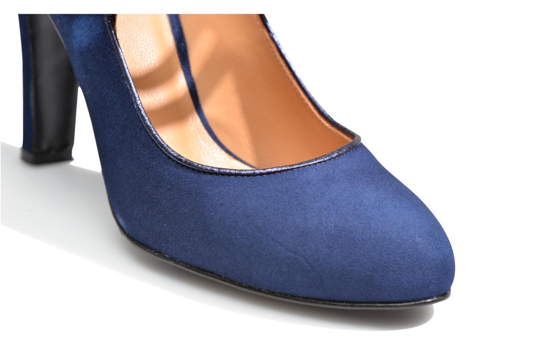 Escarpins Made by SARENZA Flore Thirties #8 Bleu vue haut