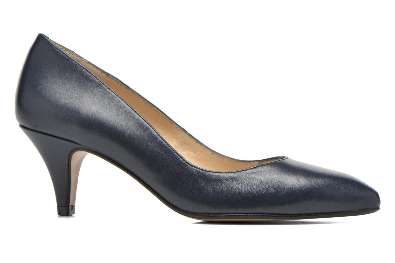 Zapatos de tacón Georgia Rose Sanua Azul vistra trasera