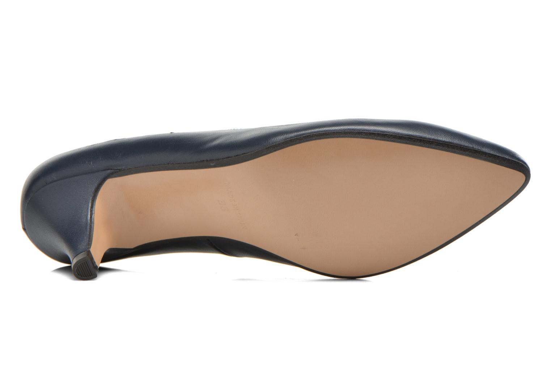 Zapatos de tacón Georgia Rose Sanua Azul vista de arriba