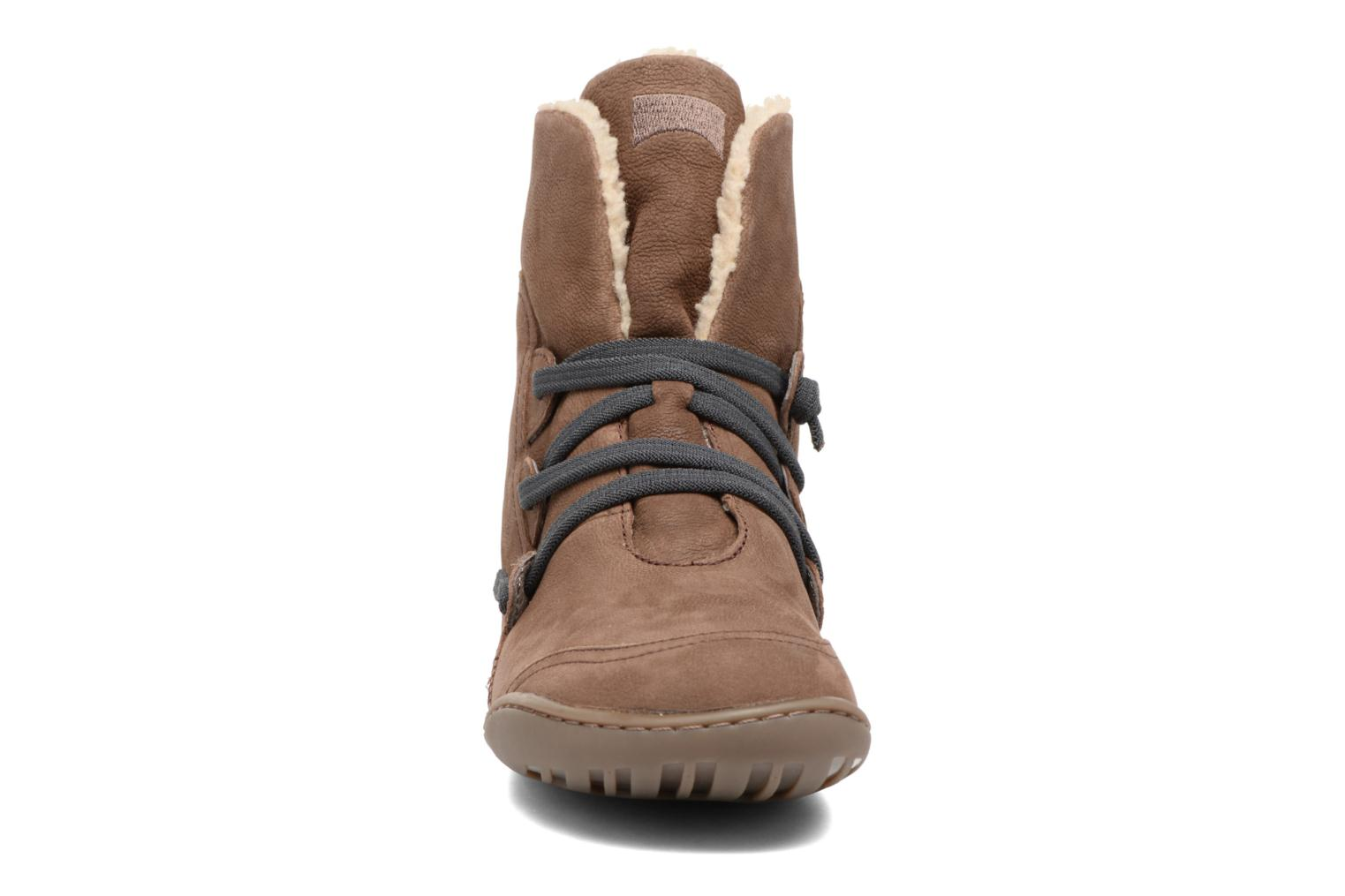 Ankle boots Camper Peu Cami 46477 Brown model view