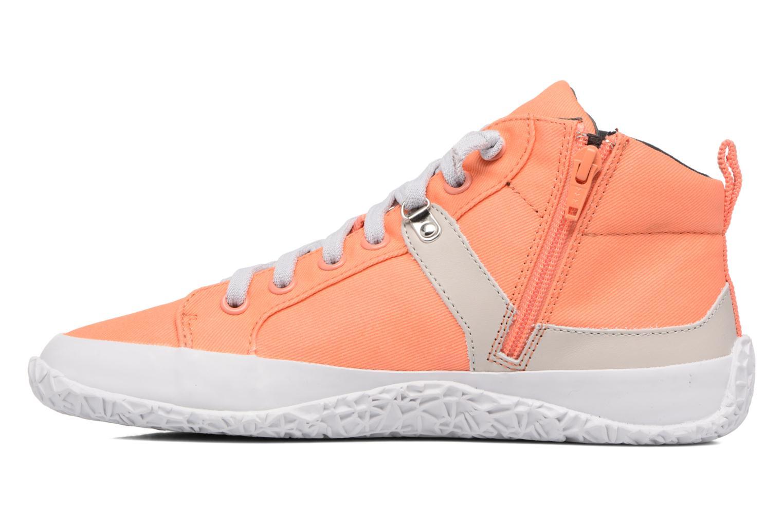 Baskets Camper Capas K400052 Orange vue face