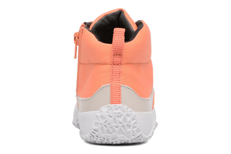Sneaker Camper Capas K400052 orange ansicht von rechts