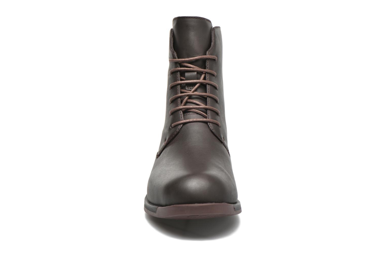 Bottines et boots Camper Bowie K400022 Noir vue portées chaussures