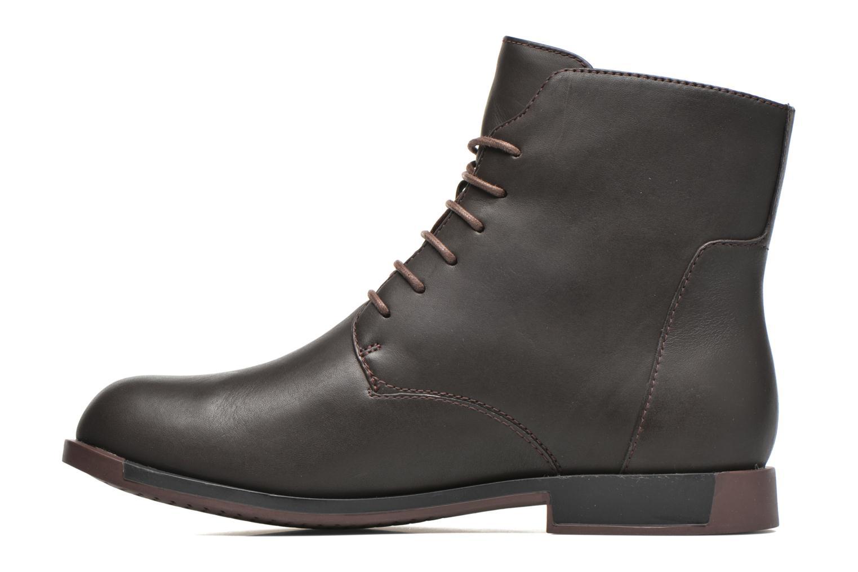 Bottines et boots Camper Bowie K400022 Noir vue face