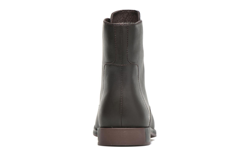 Bottines et boots Camper Bowie K400022 Noir vue droite