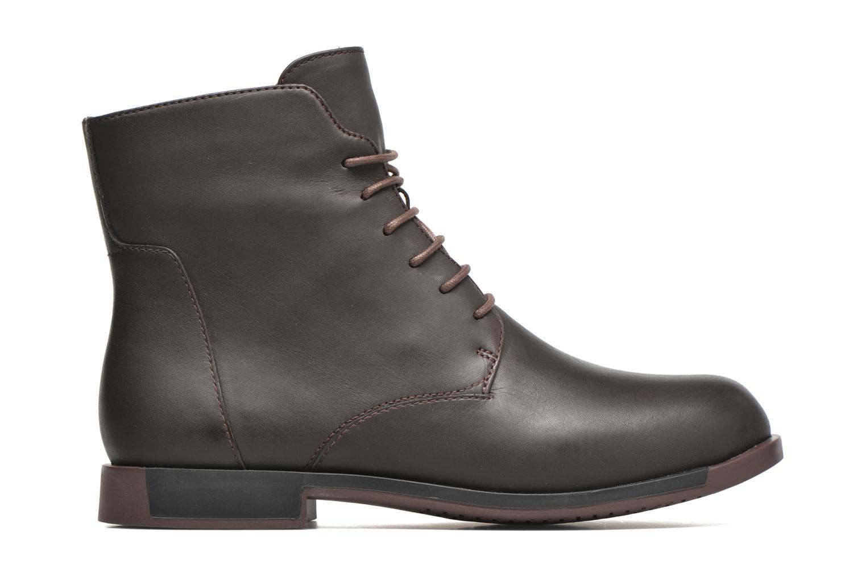Bottines et boots Camper Bowie K400022 Noir vue derrière