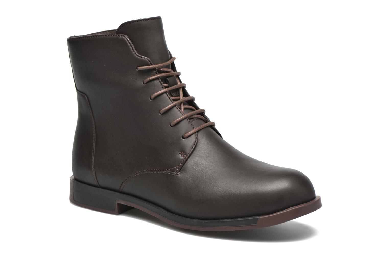 Bottines et boots Camper Bowie K400022 Noir vue détail/paire