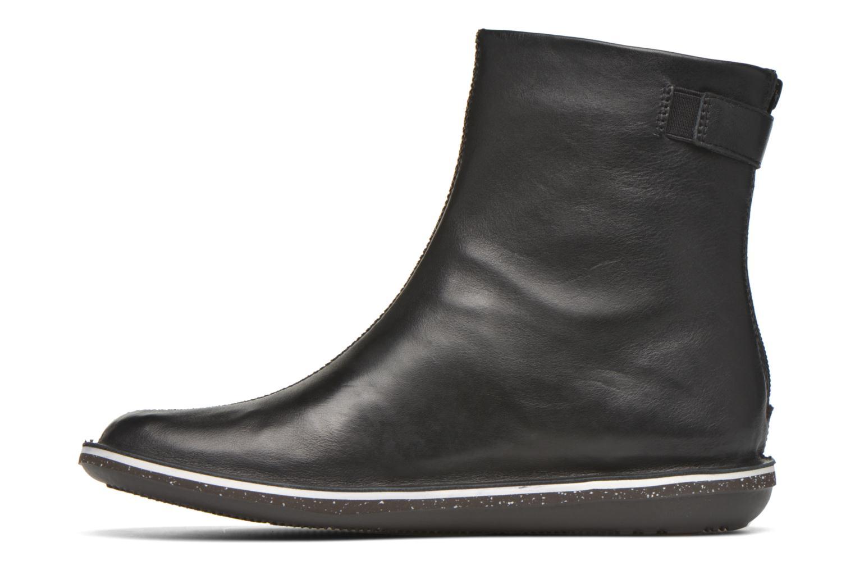 Bottines et boots Camper Beetle K400010 Noir vue face
