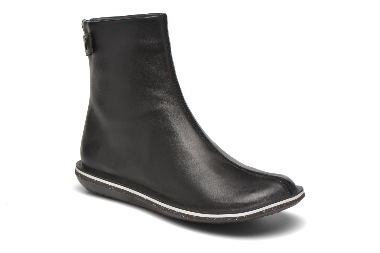 Bottines et boots Camper Beetle K400010 Noir vue détail/paire