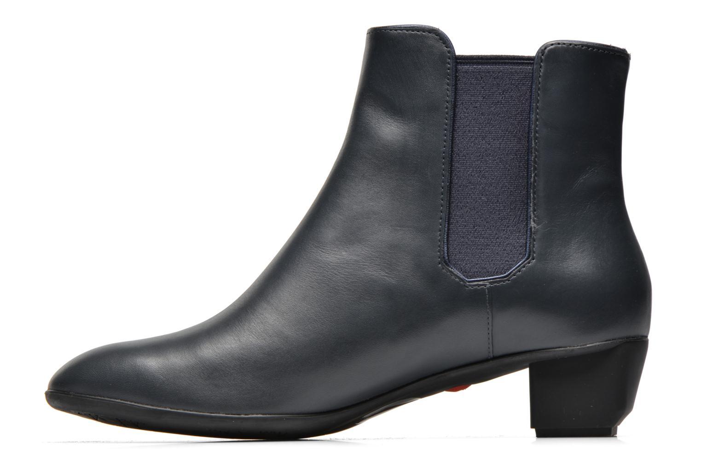 Bottines et boots Camper Beth K400017 Bleu vue face