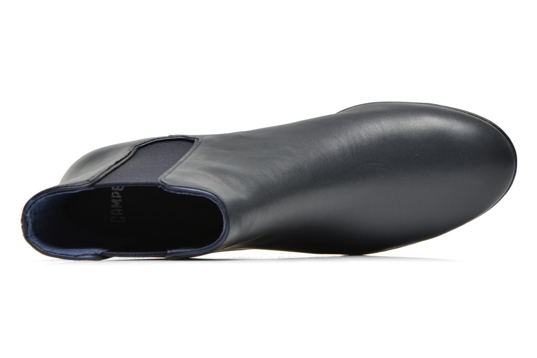 Bottines et boots Camper Beth K400017 Bleu vue gauche