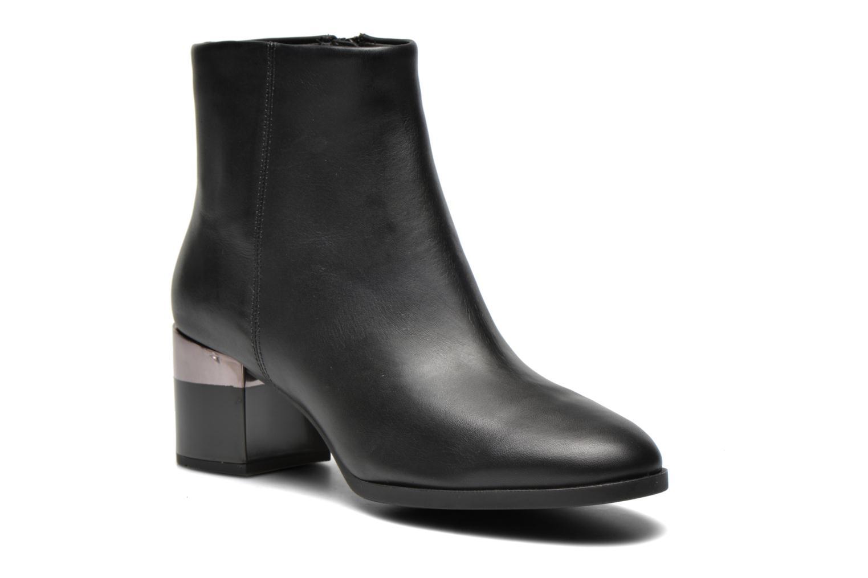 Ankelstøvler Camper Hanna K400064 Sort detaljeret billede af skoene