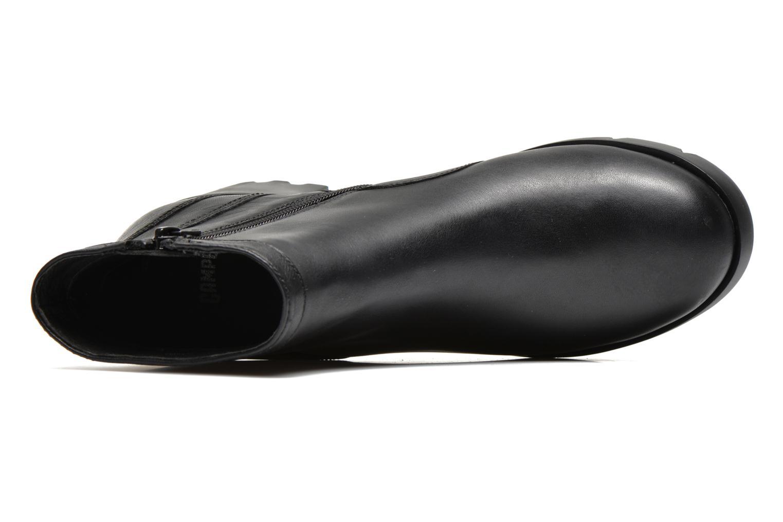 Bottines et boots Camper Wanda K400057 Noir vue gauche
