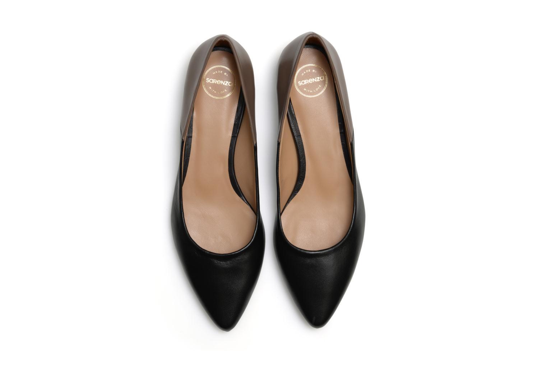 Ballerines Made by SARENZA Wonder Waouh #5 Noir vue portées chaussures